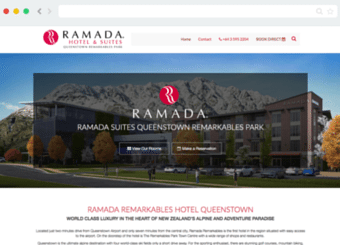Ramada Queenstown New Zealand