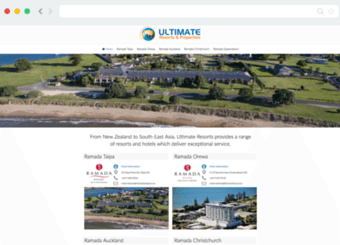Ultimate Resorts